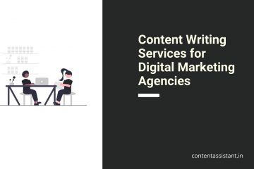 content writing services for digital marketing agencies