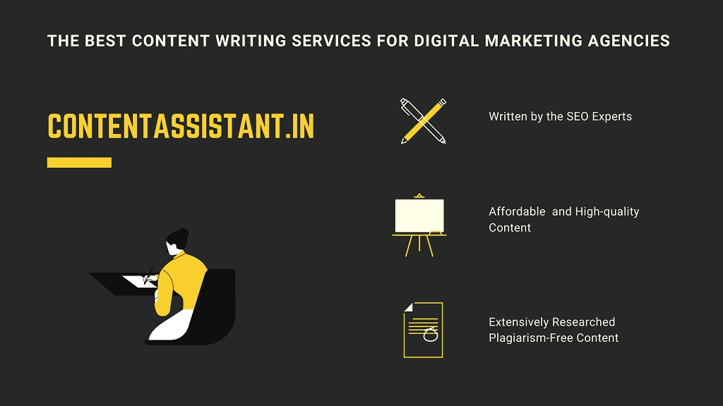 the best content writing services for digital marketing