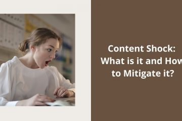 What is Content Shock blog banner